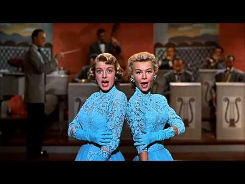 """Sisters"" from White Christmas"