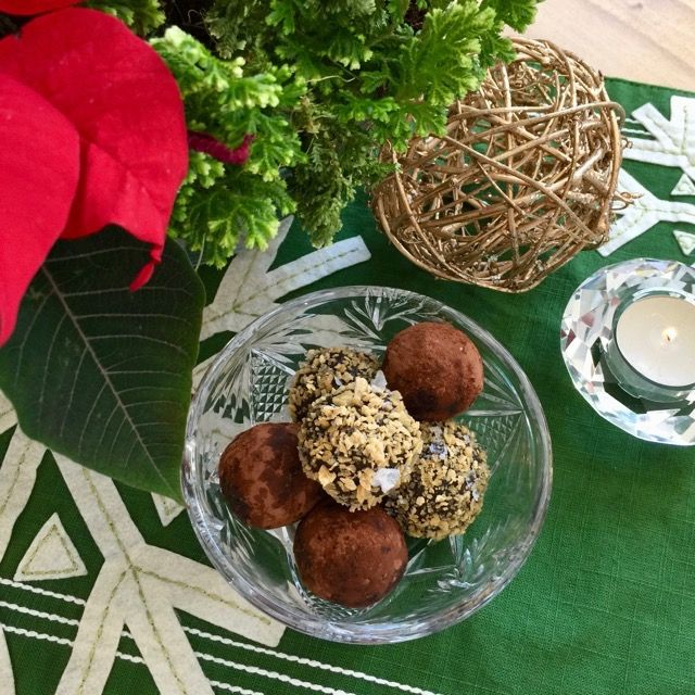Holiday Balls 2016 – veganleeks