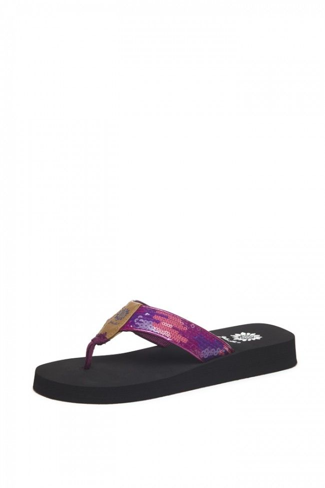 Mishka Sandal in Purple