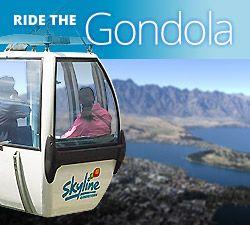 Skyline GondolaQueenstown, NewZealand