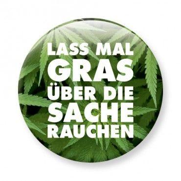 Button – Gras rauchen