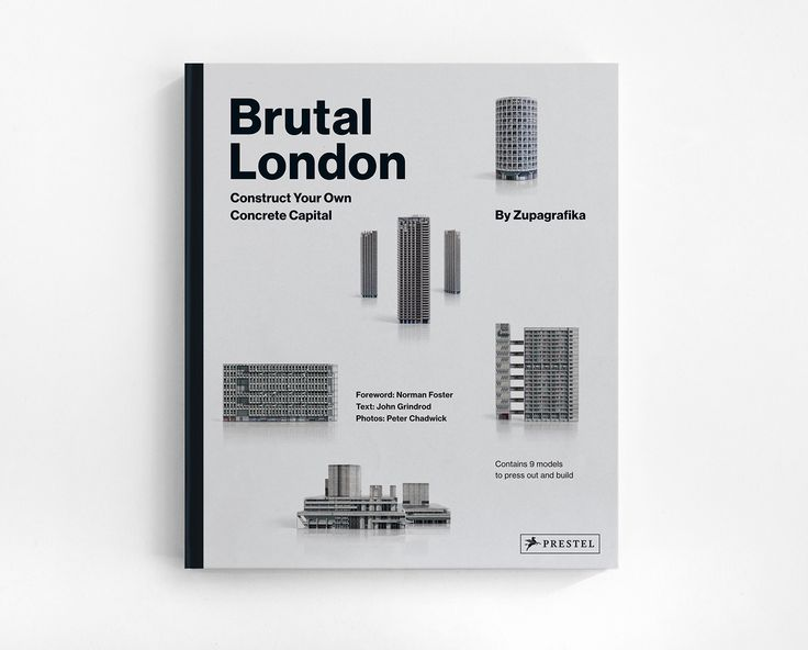 "查看此 @Behance 项目:""Brutal London Book""https://www.behance.net/gallery/42932579/Brutal-London-Book"