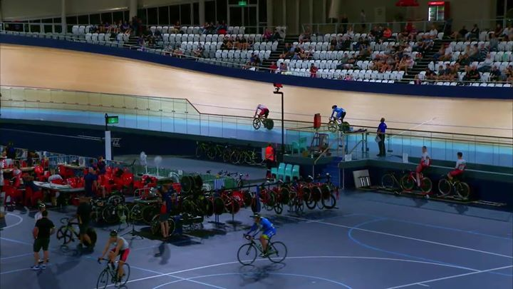 Catch all the action live from Day 2 of the 2018 Cycling Australia Track National Championships. Presented by Lets Go Motorhomes #cycling #sportsbase #cyclinglife #health #fashion #cyclist #healthyliving #sport #sporting #sportlife #fitness #fitnesslife #fitnessliving #yoga #yogalovers #yogalife