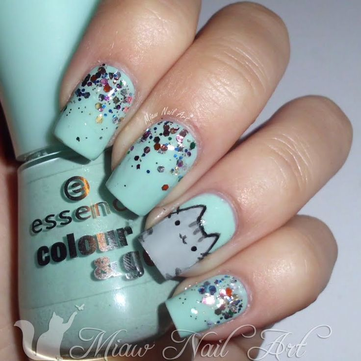 368 best Nails images on Pinterest   Mermaid nails, Nail art and ...
