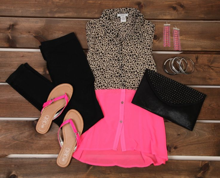 Deb Shops #leopard #ootd #fashion