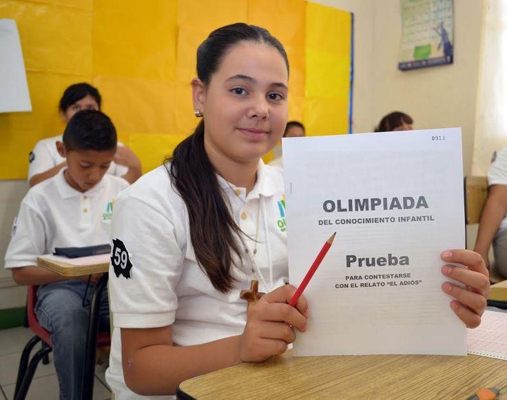Aplican este sábado examen de la olimpiada del conocimiento infantil | El Puntero
