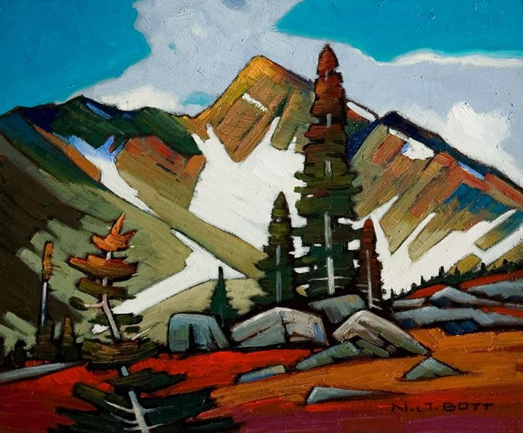 Nicholas Bott OIL Blackcomb Mtn
