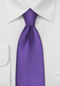 Tie in Regency Purple