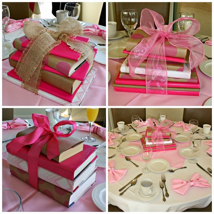 Ideas about baby shower centerpieces on pinterest