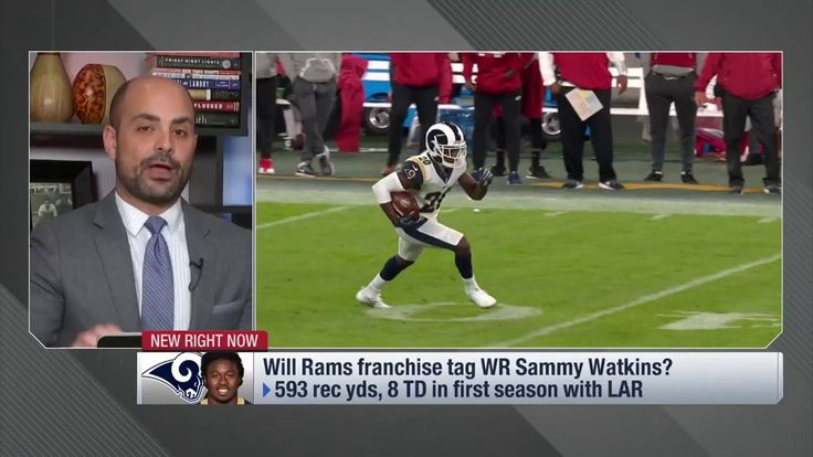 What will the Los Angeles Rams do with their franchise tag?