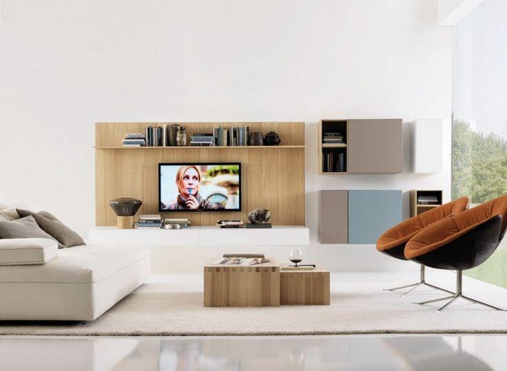 95 best tv Ünİtesİ images on pinterest | tv walls, entertainment ... - Mobili Living Design