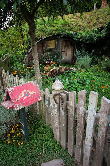 Hobbiton ! | Flickr - Photo Sharing!