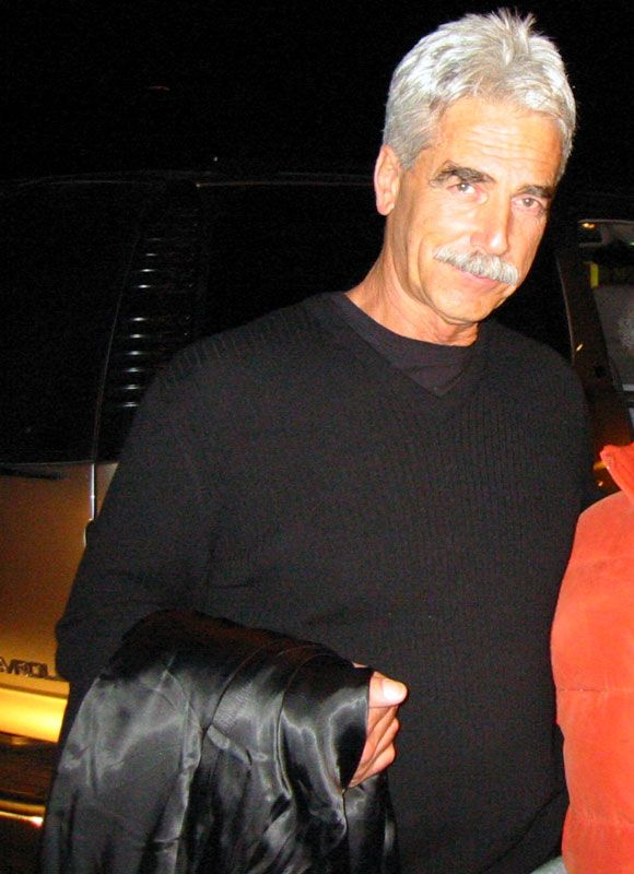 Sam Elliot -Thought this one could be thrown in just for the Older Women . ;)
