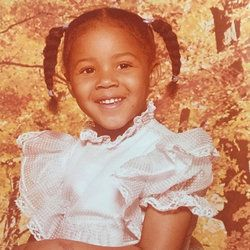 #TBT: Guess The Celebrity Childhood Picture - Essence.com.  Erica Campbell