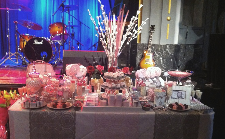 Pink Candy Buffet at The Set Theatre, Langtons, Kilkenny, Ireland