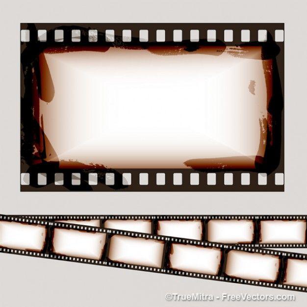 рамка для фото фотопленка спираль кованого