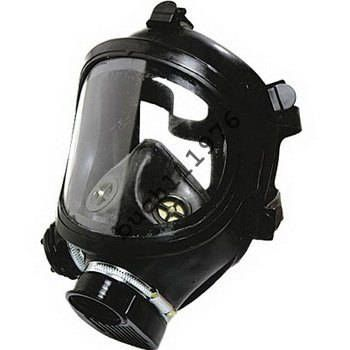 Russian Army Military Respirator mask GP-9 panoramic  made 2016 year with  filter GP-5k.      Russian Army Military Respirator GP-9 panoramic, mask black, 2 size maximal (for any size's),  2016 year, with  filter GP-5k, full complete, bag.    This mask is designed to protect the respiratory system , skin and organs of vision from harmful impurities in the form of dust , smoke and fog. Operates at temperatures from -40 to +50 C ° and a relative humidity of up to 95%..        Russian Army…
