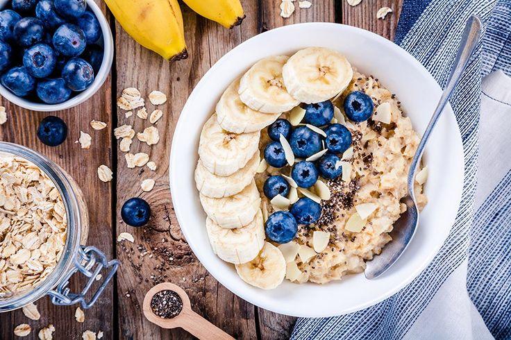 Begin de dag met een gezond havermout ontbijt. Wil je afvallen zonder hongergevoel en heb je behoefte aan extra energie? Start dan met gezonde havermoutpap.