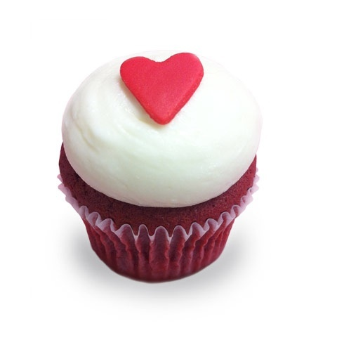 the newest member of our family...red velvet! red velvet cake with a silky smooth  cream cheese frosting