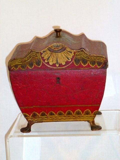 1000 Ideas About Tea Caddy On Pinterest Antiques Bone