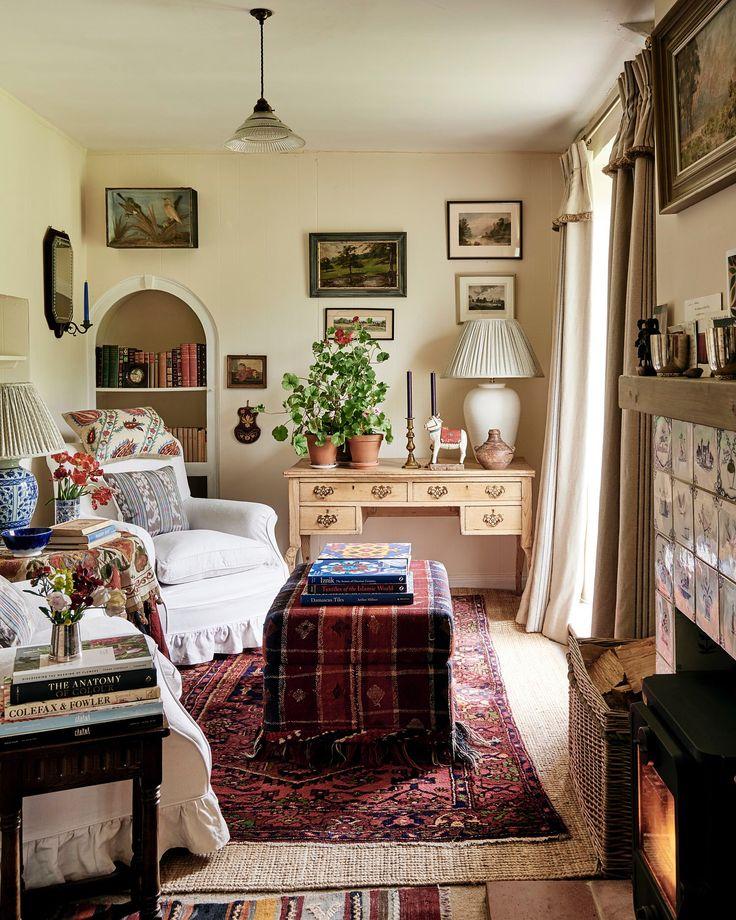 Country Decorating Ideas Magazine: Home Of Interior Designer @carlosgarciainteriors. A