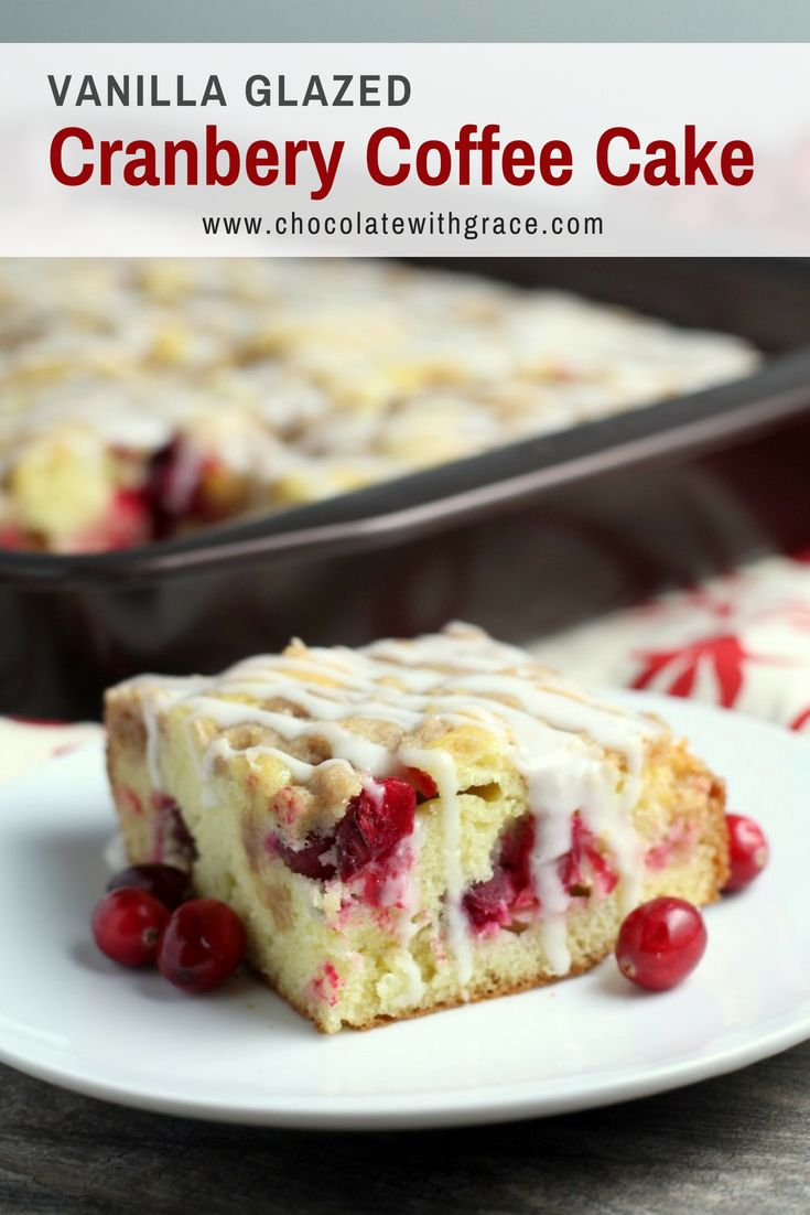 Cranberry Crumb Coffee Cake Chocolate With Grace Crumb Coffee Cakes Coffee Cake Recipes Cranberry Coffee Cake Recipe