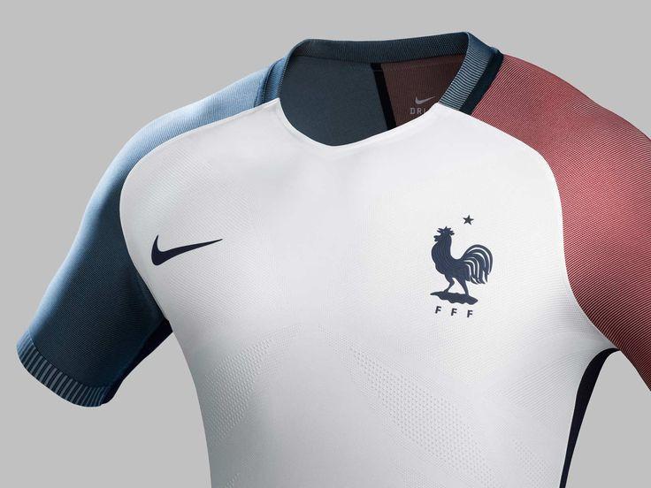 France Euro 2016 Away Kit Released - Footy Headlines
