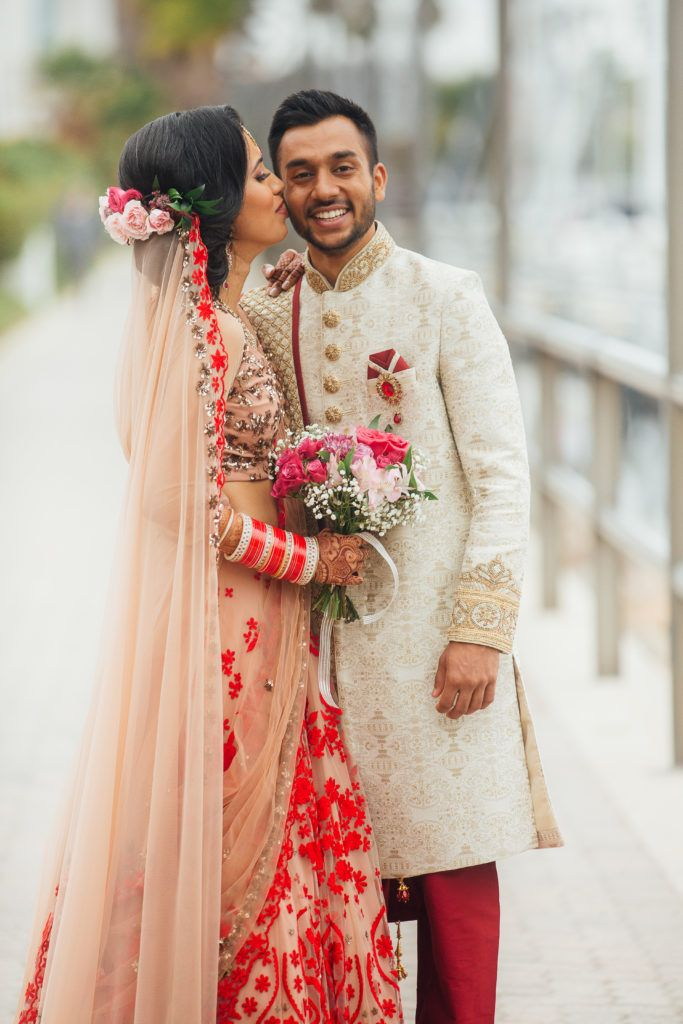 436f213ff60 The Most Stunning Indian Wedding in San Pedro - Feathered Arrow ...
