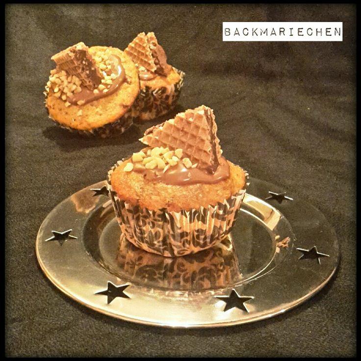 Hanuta Muffins Muffins, Kleingebäck, Gebäck