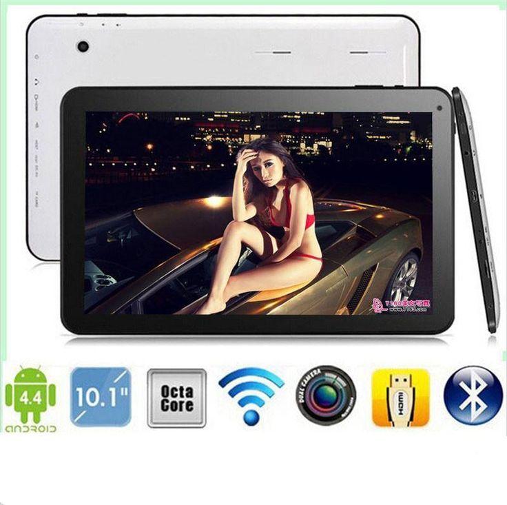 Tablet 10.1  Android 4.4 hdmi hd (Octa Core A83T AllWinner 1280*800 1GB + 16GB)