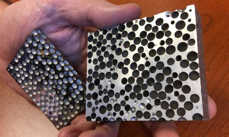 Researchers offer overview of composite metal foams and potential applications