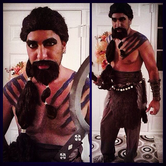 Jason Momoa Transformation: 62 Best Images About Khal Drogo Cosplay On Pinterest