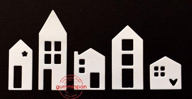 Gummiapan die d160409 Hus