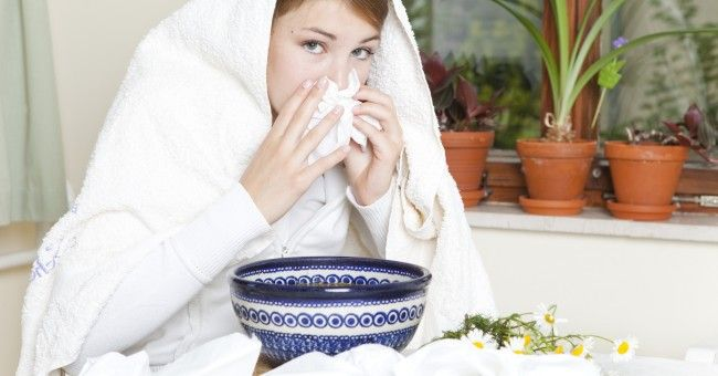 #health: Simple Ways to Get Rid of a #Cold