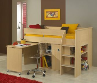 Gami S Cool Cabin Bed