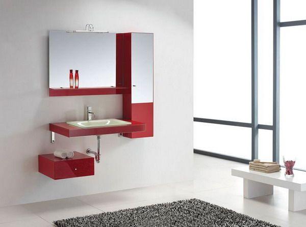 Πάνω από 25 κορυφαίες ιδέες για Red bathroom accessories στο Pinterest
