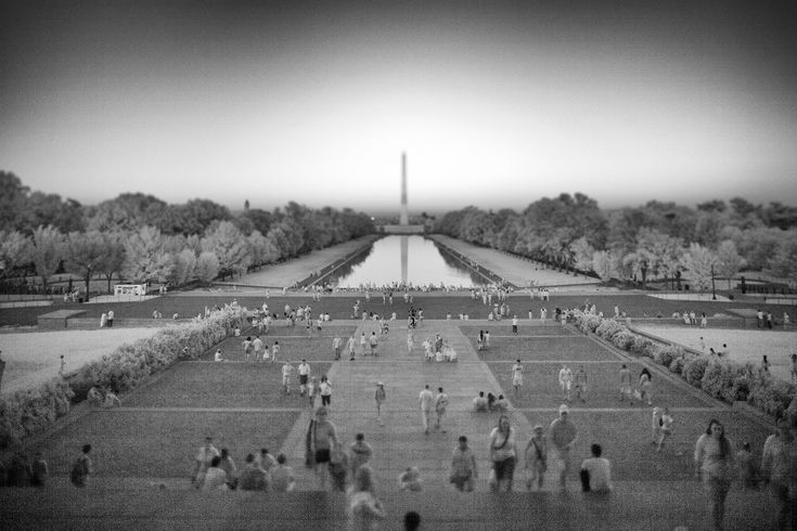 The National MALL: David Burnett | Photographer