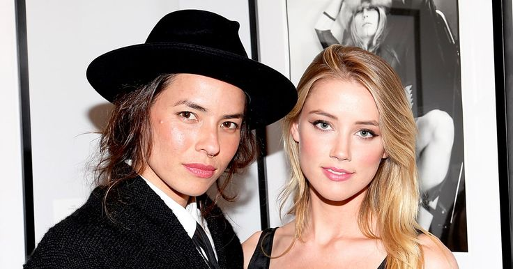 Amber Heard was reportedly arrested for domestic violence against a girlfriend, Tasya van Ree, in 2009 .
