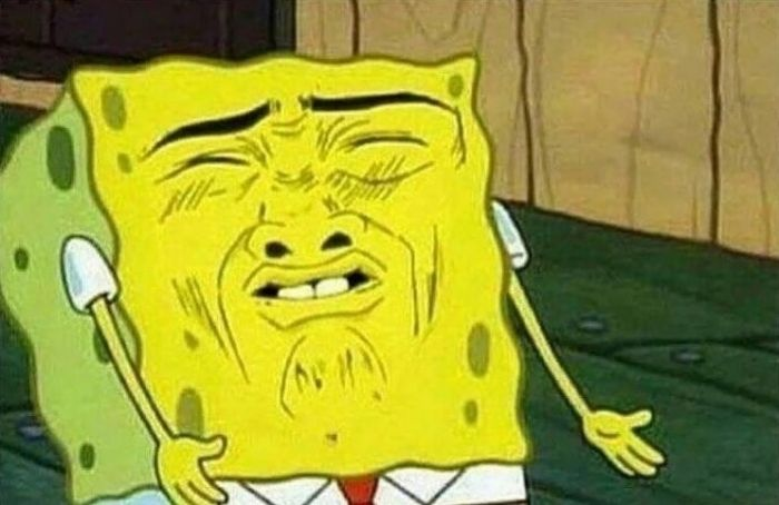 When you try to swallow a pill, but it doesn't go down and now its dissolving in your mouth