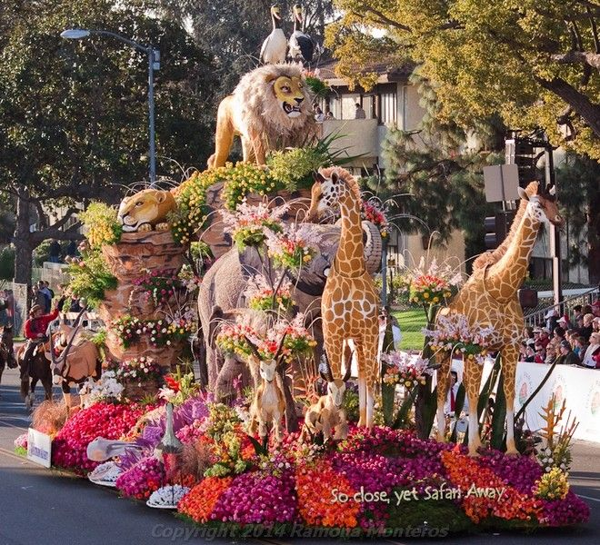 rose bowl float viewing 2015 IMAGES   Western Asset wins 2014 Rose Parade Past Presidents Trophy with a ...