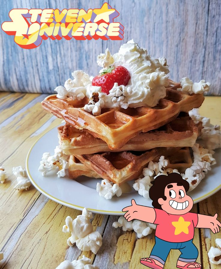 Together Breakfast from Steven Universe