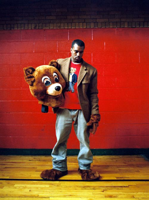 Kanye first lp; when he was sane