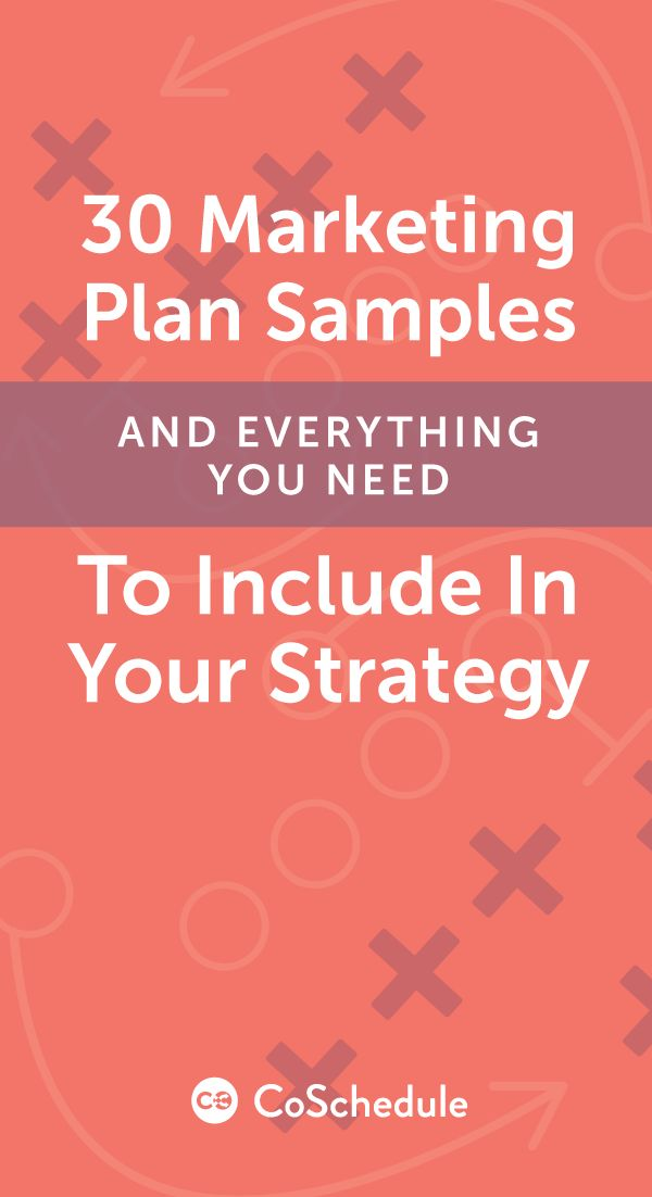 Get Your Free Marketing Plan Kit In This Post! https://coschedule.com/blog/marketing-plan-samples/?utm_campaign=coschedule&utm_source=pinterest&utm_medium=CoSchedule&utm_content=21%20Marketing%20Plan%20Samples%20And%20Everything%20You%20Need%20To%20Include%20In%20Your%20Strategy%20-%20CoSchedule%20Blog