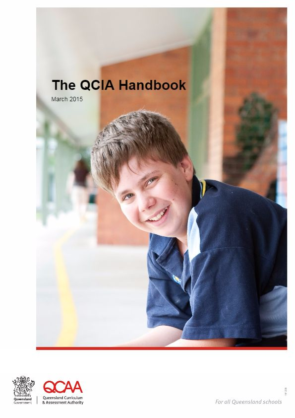 QCIA Handbook - This handbook provides detailed information on all aspects of the certificate, with sections on eligibility; certificate inclusions; quality assurance; how to write curriculum plans, statements of achievement and statements of participation; and important dates.