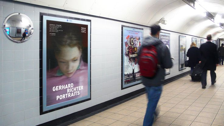 poster advertising locations and sizes