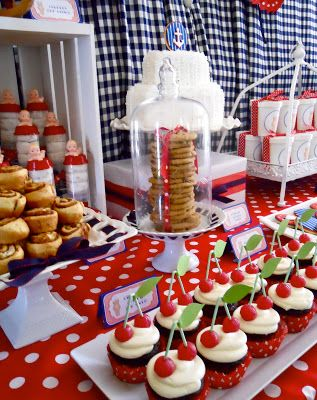 .Oh Sugar Events: Retro Baby Shower