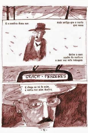'Eu, Fernando Pessoa – Em quadrinhos' [Susana Ventura e Eloar Guazzelli] | Revista Biografia