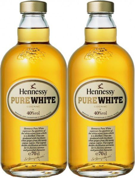 Buy Hennessy Pure White Double Set