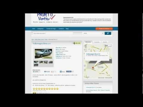 Diseño Web Sistema de Avisos Clasificados Autoadministrable
