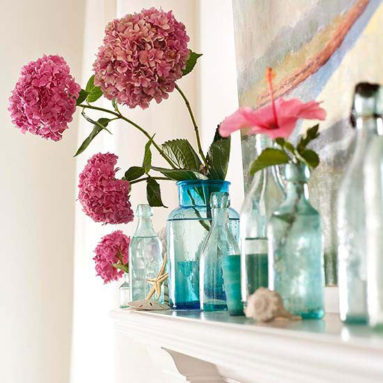 Ways To Decorate Glass Jars: 17 Best Images About Great Ideas For Old And New Glassware